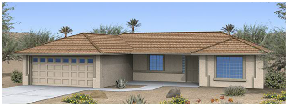 2233 South Springwood Boulevard, Mesa, AZ 85212 Photo 1