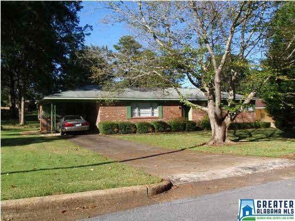 821 Cherokee Dr., Sylacauga, AL 35150 Photo 1