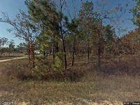 Home for sale: 165th Avenue, Ocala, FL 34481