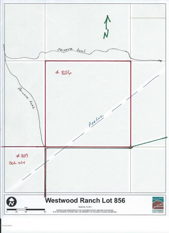 856 Westwood Ranch Lot 856, Seligman, AZ 86337 Photo 5