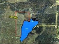 Home for sale: Near Stevens Lake Rd., Alvin, WI 54542