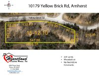 Home for sale: 10179 Yellow Brick Rd., Amherst, WI 54406