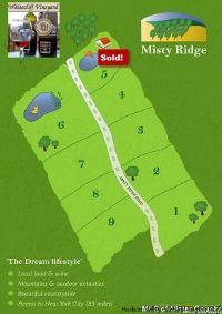 Home for sale: 4 Misty Ridge Rd., Gardiner, NY 12525