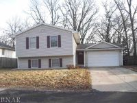 Home for sale: 2502 Timberview, Bloomington, IL 61704