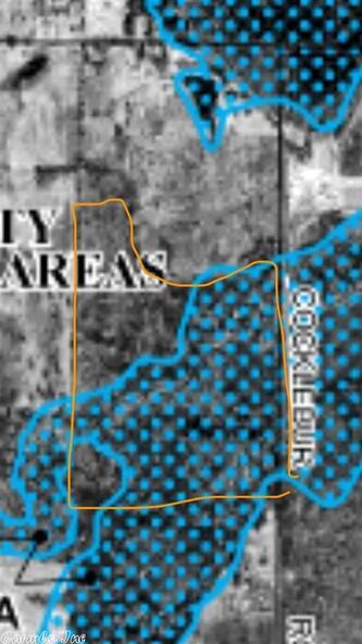 24.19 Acres Cocklebur Rd., Ward, AR 72176 Photo 5