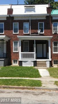 Home for sale: 2610 Oswego Avenue, Baltimore, MD 21215