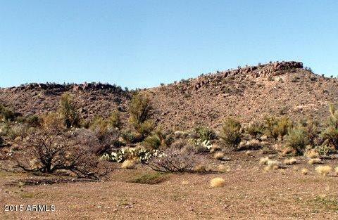 80ac. E. Knight Creek Rd., Hackberry, AZ 86411 Photo 10