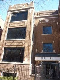 Home for sale: 6733 South Ridgeland Avenue, Chicago, IL 60649