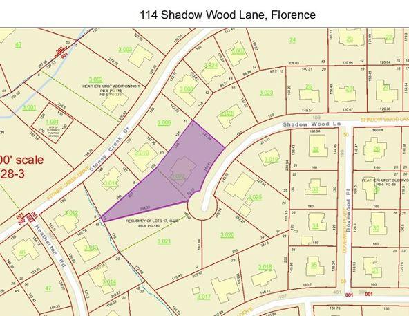 114 Shadow Wood Ln., Florence, AL 35633 Photo 26