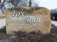 Home for sale: Lot #11 Fox Run Ct., Le Roy, IL 61752