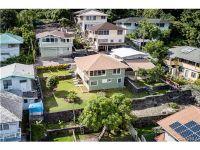 Home for sale: 832 Puunani Pl., Honolulu, HI 96817