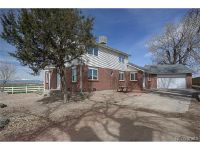 Home for sale: 14459 County Rd. 18 1/2, Fort Lupton, CO 80621
