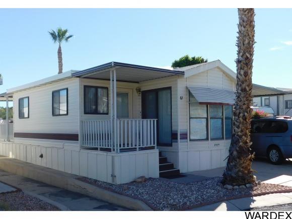 2000 Ramar Rd. Lot 61, Bullhead City, AZ 86442 Photo 2