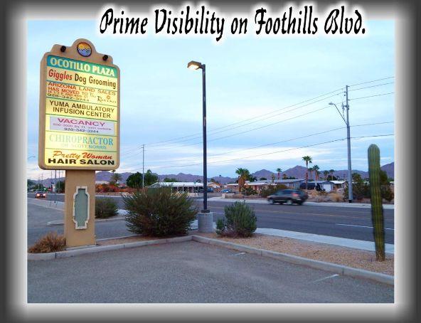 11814 Foothills Blvd., Yuma, AZ 85367 Photo 3