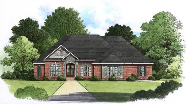 2908 Chantry Place SE, Gurley, AL 35748 Photo 3