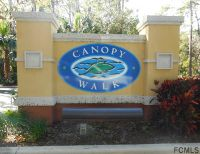 Home for sale: 1300 Canopy Walk Ln., Palm Coast, FL 32137