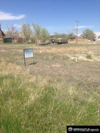 Home for sale: Lot 9 & 10 Maple St. Block 6 W.Side Addition, Shoshoni, WY 82649