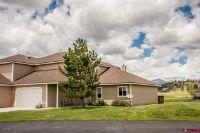 Home for sale: 16 Edinburgh Cir., Pagosa Springs, CO 81147