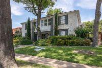 Home for sale: 4548 Fairway Avenue, Highland Park, TX 75219