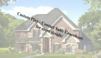 Home for sale: 1940 Mountain Creek Lane, Prosper, TX 75078