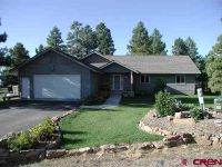 Home for sale: 38 Palm Ct., Pagosa Springs, CO 81147