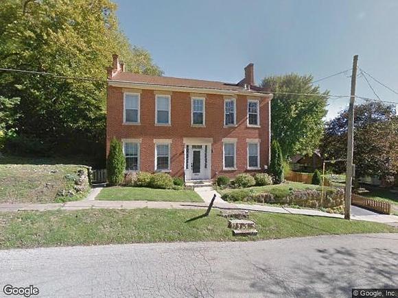 Home for sale: So Dodge Street, Galena, IL 61036