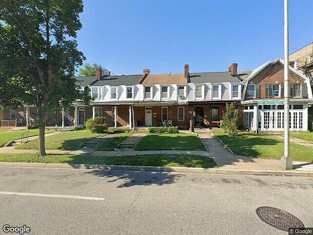 Liberty Heights, Baltimore, MD 21215